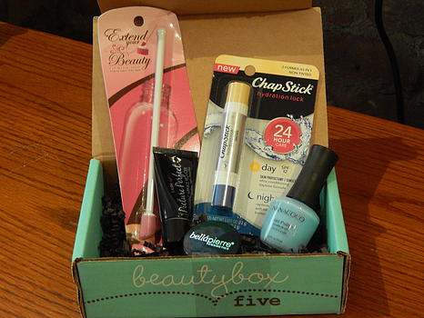 Beauty Box 5 review by sunset park makeup artist Kimberly Ortega