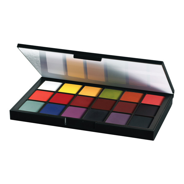 Ben Nye Media Pro Ultimate FX Palette Camera Ready Cosmetics CRC Kimberly Ortega